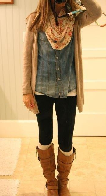 f2a5003317 Cute Outfit Ideas of the Week  62 - Fall Outfit Ideas Galore!